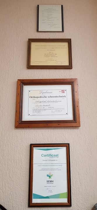 Santulli Orthopedie - Wall of Fame